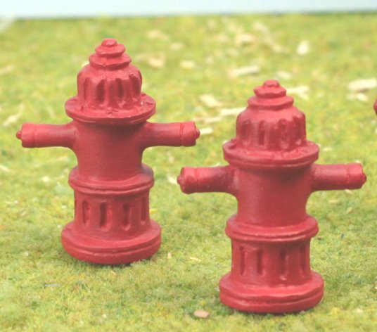 Fire Hydrants - Set of 3 - 106-3216